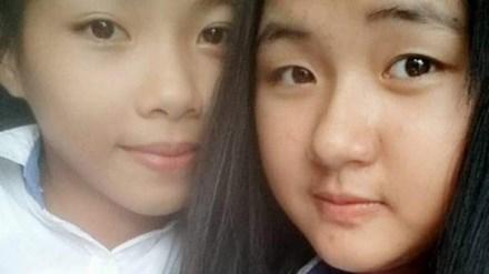 Hai nữ sinh lớp 8 mất tích bí ẩn - 1