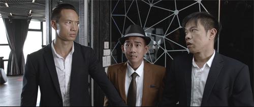 Hé lộ tạo hình của cố ca sỹ Minh Thuận trong phim hài mới - 1