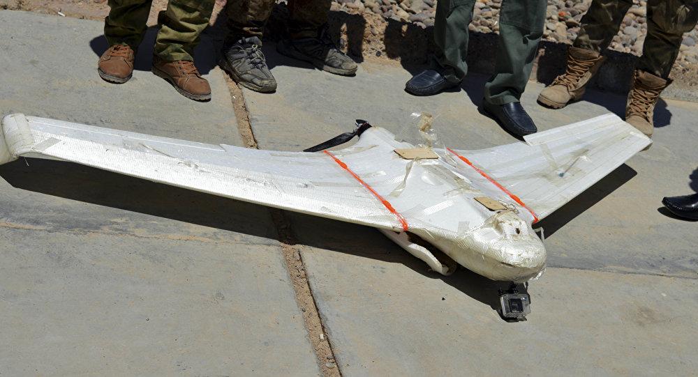 Mỹ bắn hạ UAV của khủng bố IS bằng vũ khí điện tử - 1