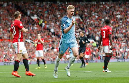 """MU – Man City: Derby của """"Những kẻ khốn khổ"""" - 2"""