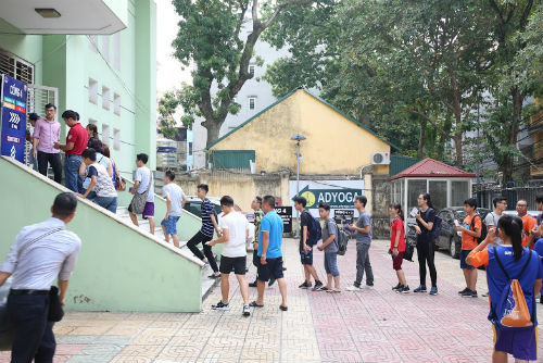 Sức hút của bóng rổ đối với người hâm mộ Việt Nam - 1
