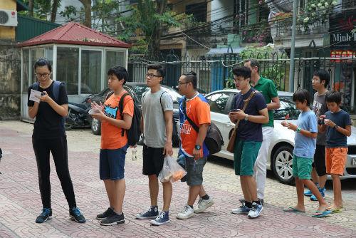 Sức hút của bóng rổ đối với người hâm mộ Việt Nam - 2