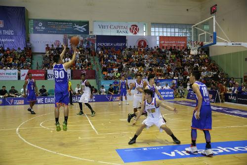 Sức hút của bóng rổ đối với người hâm mộ Việt Nam - 6