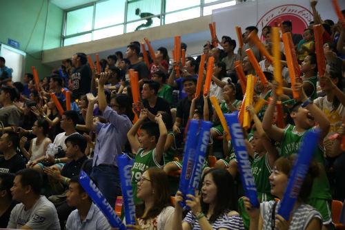 Sức hút của bóng rổ đối với người hâm mộ Việt Nam - 7