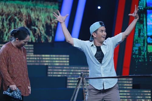 Hùng Thuận khiến khán giả khóc, cười trong nháy mắt - 1