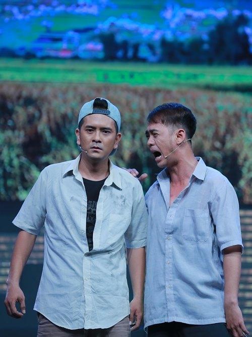 Hùng Thuận khiến khán giả khóc, cười trong nháy mắt - 2