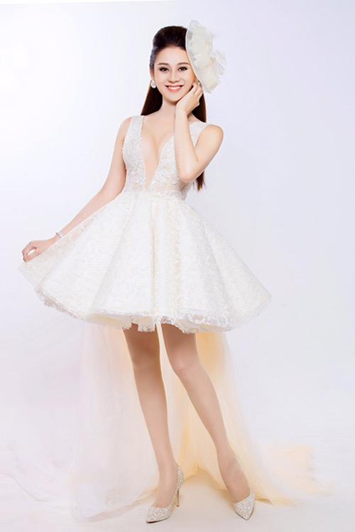 Lâm Khánh Chi tung hình cưới, úp mở chuyện kết hôn - 3