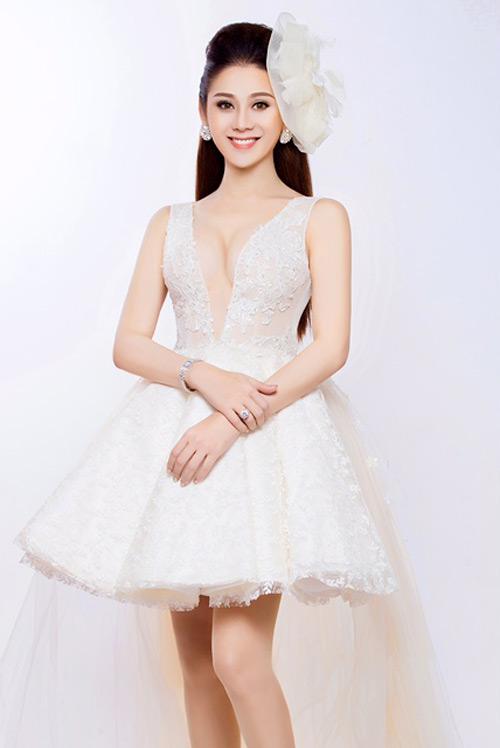 Lâm Khánh Chi tung hình cưới, úp mở chuyện kết hôn - 4