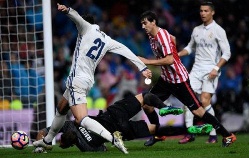 Cultural Leonesa – Real Madrid: Châu chấu đá xe - 1