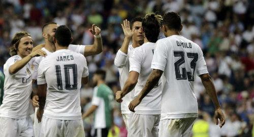 Cultural Leonesa – Real Madrid: Châu chấu đá xe - 2