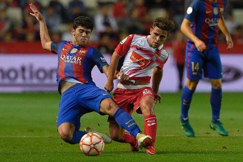 Barcelona - Espanyol: Không Messi, không chiến thắng - 1