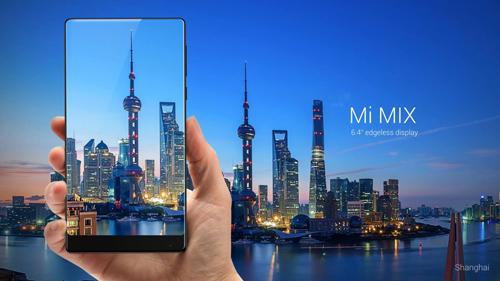 Xiaomi Mi Mix trình diện: Smartphone không viền màn hình - 2
