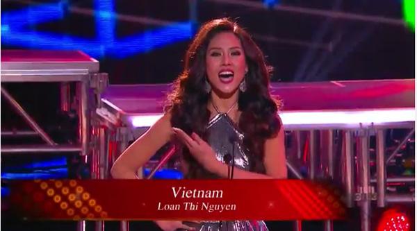 Nguyễn Loan lọt top 20 Hoa hậu Hòa bình Quốc tế 2016 - 1