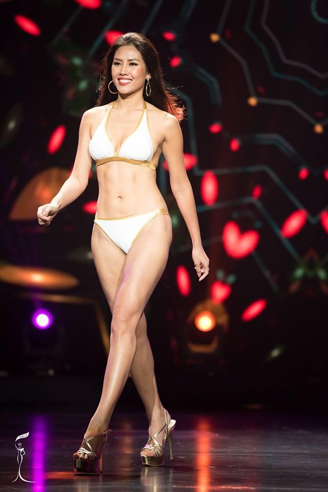 Nguyễn Loan lọt top 20 Hoa hậu Hòa bình Quốc tế 2016 - 3