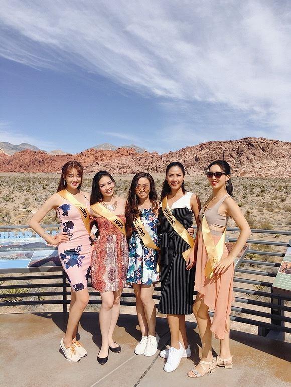Nguyễn Loan lọt top 20 Hoa hậu Hòa bình Quốc tế 2016 - 9