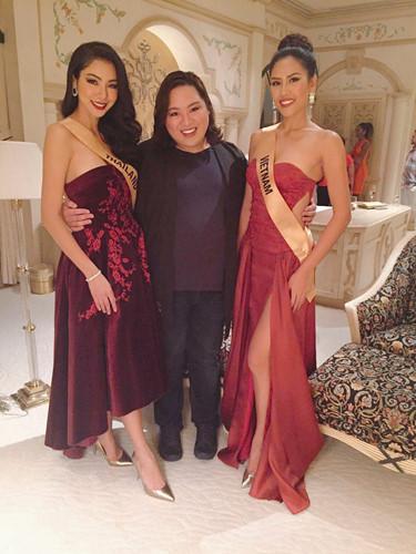 Nguyễn Loan lọt top 20 Hoa hậu Hòa bình Quốc tế 2016 - 10
