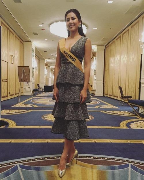 Nguyễn Loan lọt top 20 Hoa hậu Hòa bình Quốc tế 2016 - 13