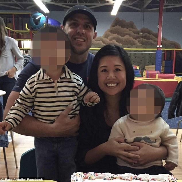 Mỹ: Bị bố ôm chặt nhảy cầu, hai bé trai sống sót thần kỳ - 1