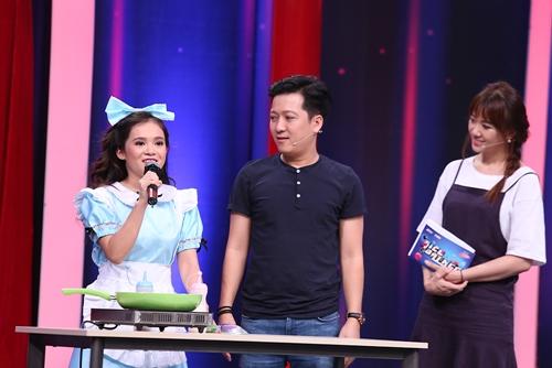 Trường Giang đòi bỏ làm MC vì Hari Won - 1