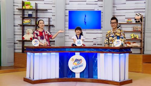 Hoàng Rapper học hỏi kinh nghiệm dạy con từ truyền hình thực tế - 2