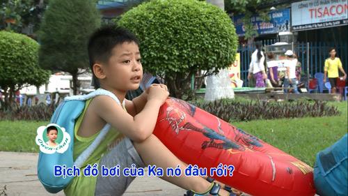 Hoàng Rapper học hỏi kinh nghiệm dạy con từ truyền hình thực tế - 5