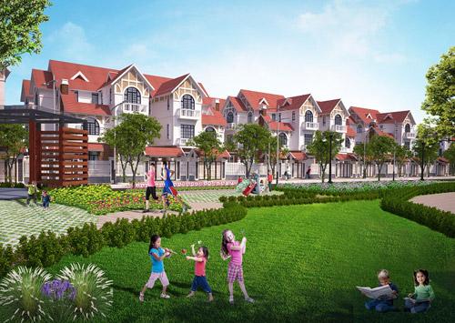 Đại lộ Thăng Long: Tâm điểm mới thị trường BĐS - 1