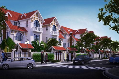 Đại lộ Thăng Long: Tâm điểm mới thị trường BĐS - 2