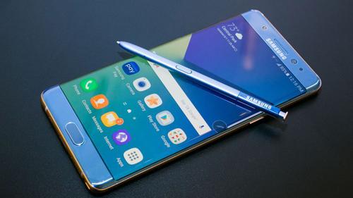 Samsung cập nhật pin Galaxy Note 7 lên 60% tại châu Âu - 1