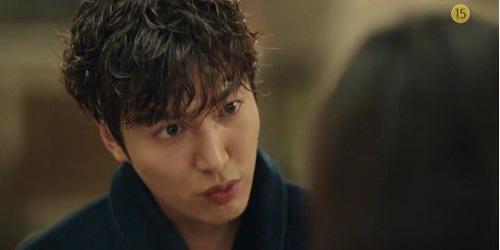 """""""Cô nàng ngổ ngáo"""" đá bay Lee Min Ho vì dám nhìn trộm - 7"""