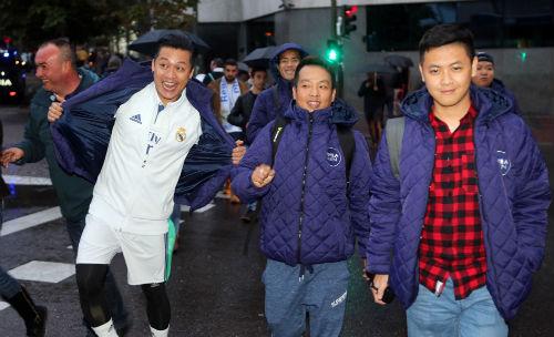 Trải nghiệm khó quên khi khám phá Madrid của FC Thành Đồng - 3