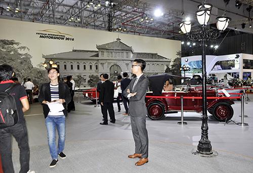Xem gì tại triển lãm ô tô lớn nhất trong năm? - 1