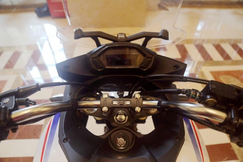 Honda CBF190X 2017 - Chiếc xe đa mục đích, giá cả phải chăng - 4