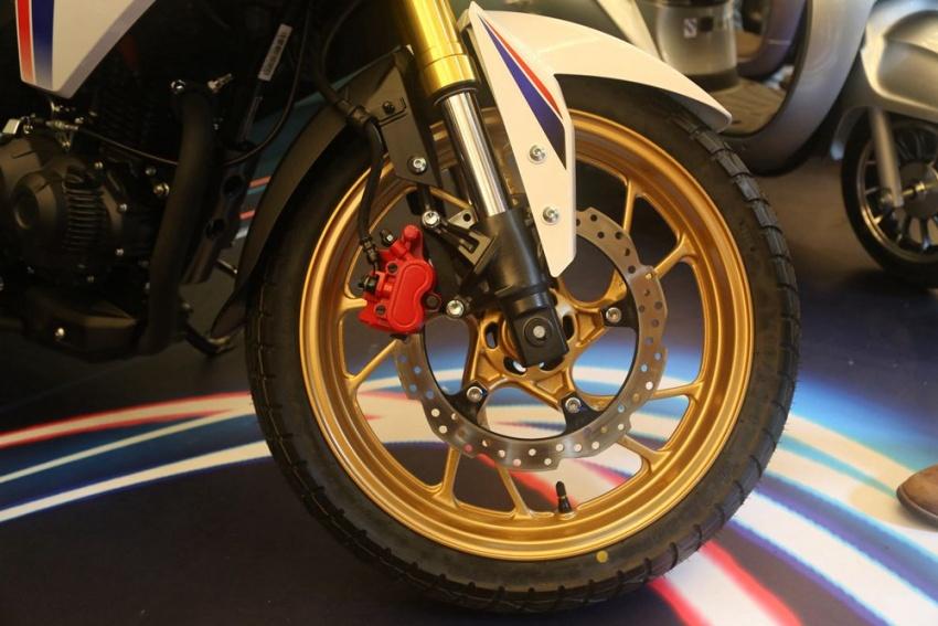 Honda CBF190X 2017 - Chiếc xe đa mục đích, giá cả phải chăng - 5