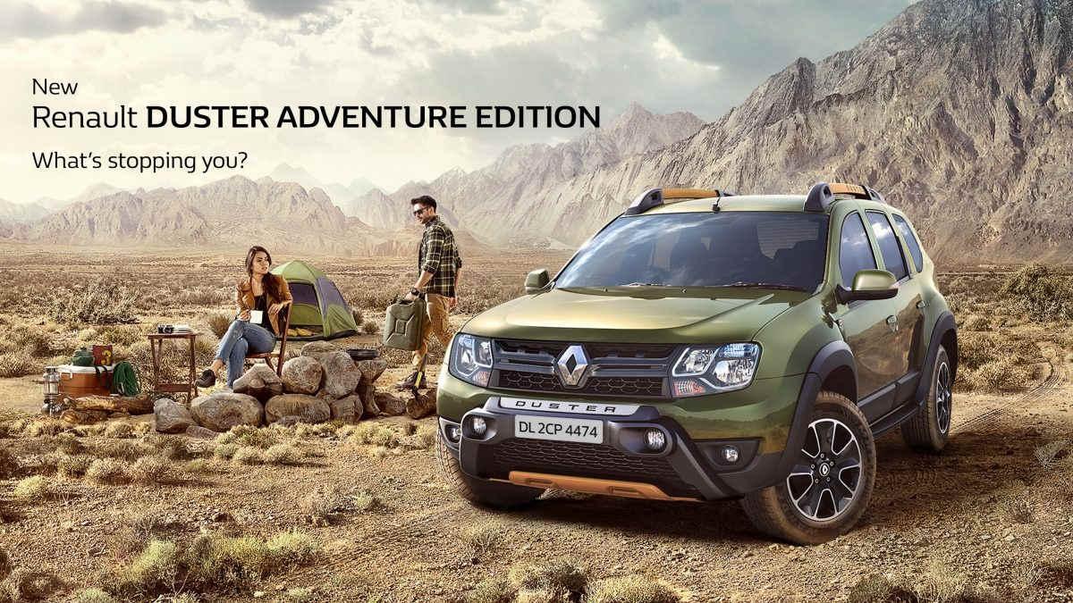 """Vẻ """"hầm hố"""" của Renault Duster Adventure Edition - 1"""