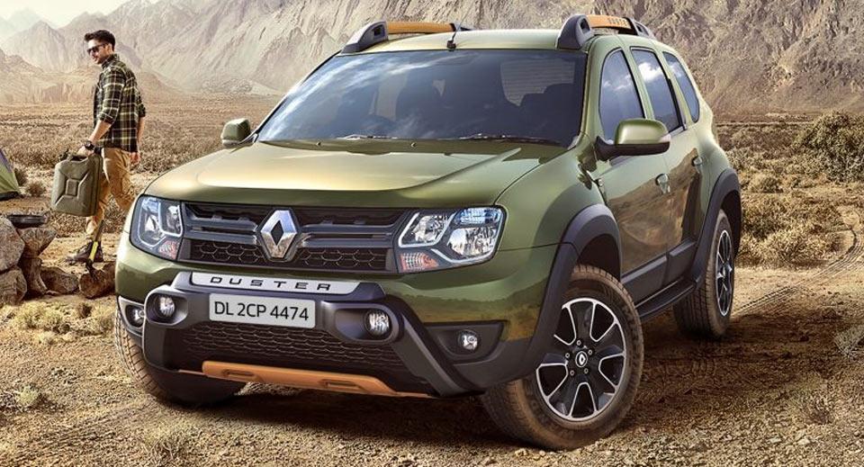 """Vẻ """"hầm hố"""" của Renault Duster Adventure Edition - 2"""
