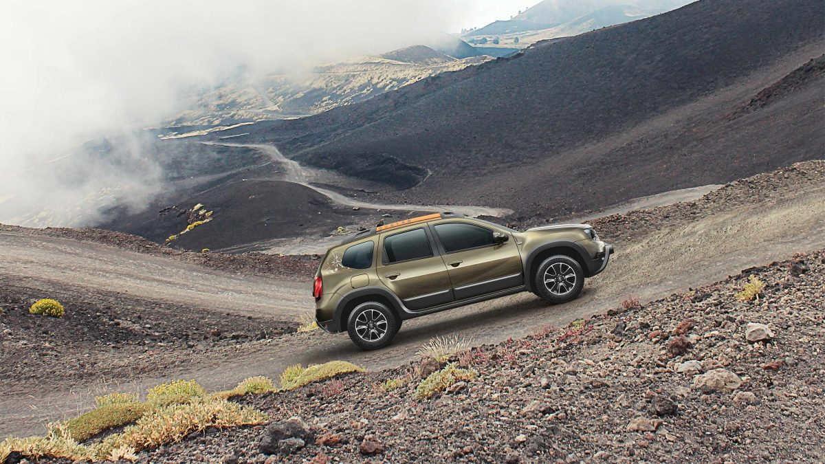 """Vẻ """"hầm hố"""" của Renault Duster Adventure Edition - 3"""
