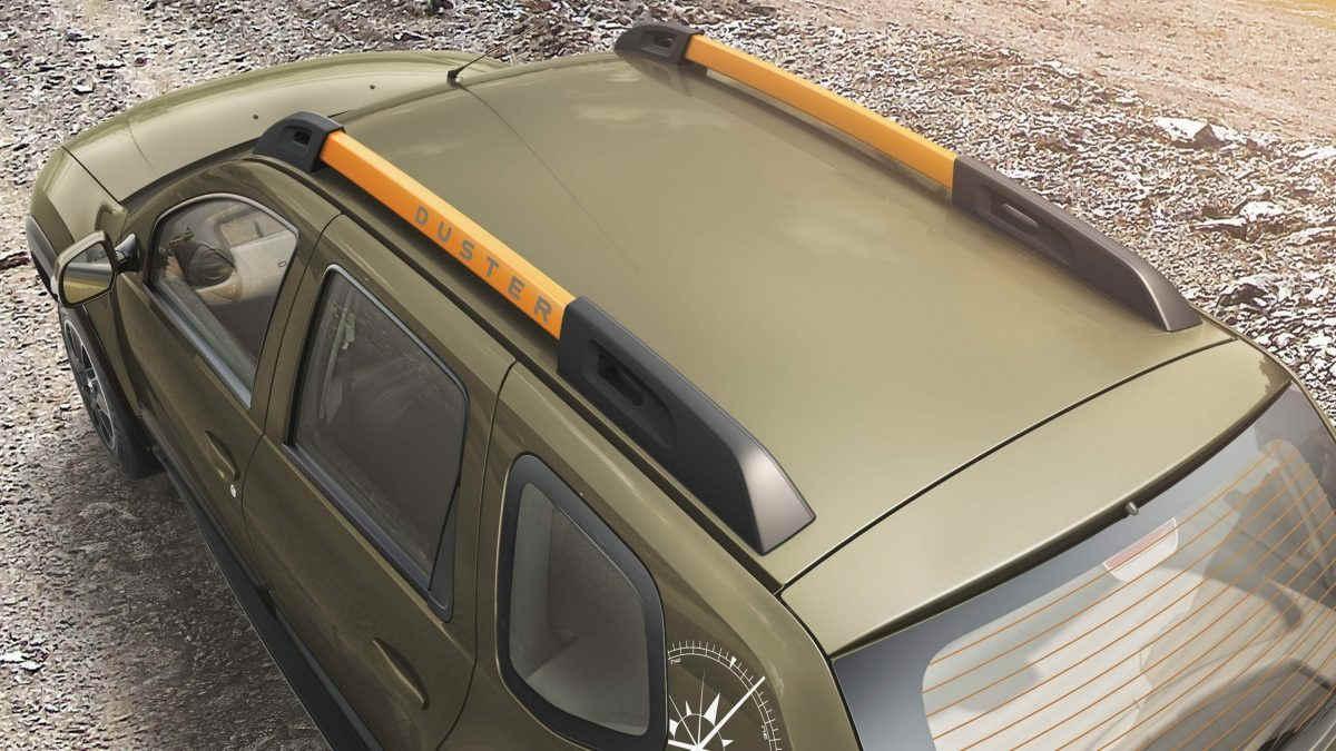 """Vẻ """"hầm hố"""" của Renault Duster Adventure Edition - 6"""
