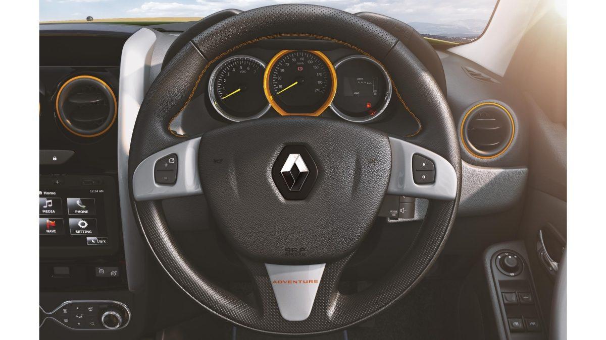 """Vẻ """"hầm hố"""" của Renault Duster Adventure Edition - 9"""