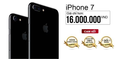 iPhone 7 bất ngờ hạ giá còn hơn 16 triệu đồng - 3