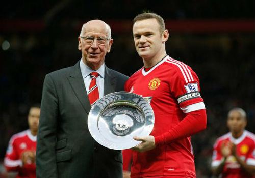 Chờ phá kỷ lục ghi bàn, Rooney quyết không rời MU - 1