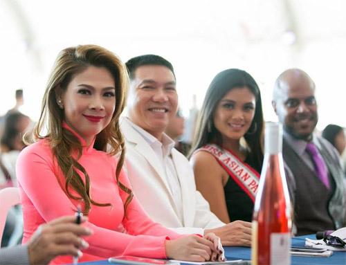 Thanh Thảo tạm nghỉ hát qua Mỹ chấm thi Hoa hậu - 3