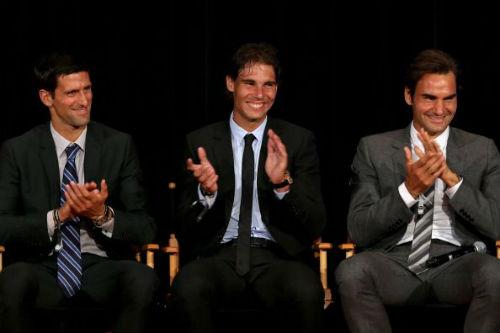 Tin thể thao HOT 26/10: Nadal, Federer động viên Djokovic - 1