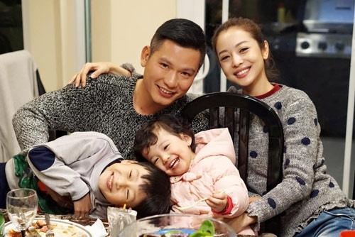 Choáng với mặt mộc của Jennifer Phạm khi bầu lần 3 - 6