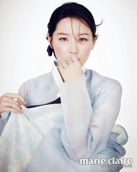 """Sự thật nhan sắc không tuổi của """"nàng Dae Jang Geum"""" - 9"""