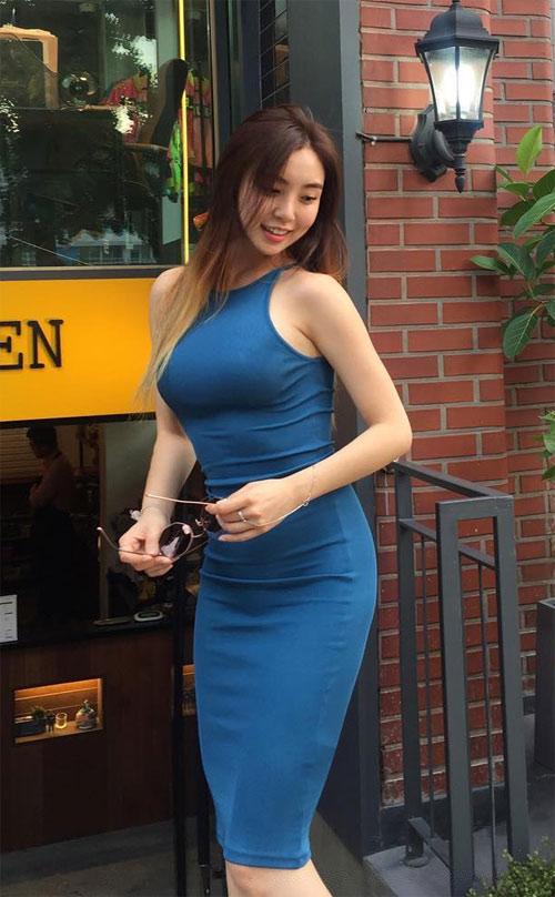 """Dân tình """"phát sốt"""" vì hoa hậu Hoàn vũ Hàn quá """"nóng"""" - 6"""
