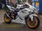 """Tròn mắt trước Sportbike """"hồn"""" Yamaha, """"xác"""" Honda"""