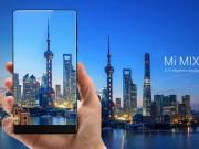 Dế sắp ra lò - Xiaomi Mi Mix trình diện: Smartphone không viền màn hình
