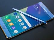 Thời trang Hi-tech - Samsung cập nhật pin Galaxy Note 7 lên 60% tại châu Âu