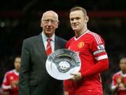 Bóng đá - Chờ phá kỷ lục ghi bàn, Rooney quyết không rời MU