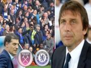 Bóng đá - Chi tiết West Ham - Chelsea: Khách không có quà (KT)